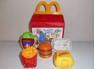 Vintage McDonald's happy meal toy