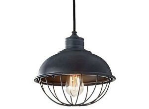 industrial vintage edison hanging bulb pendant light antique iron