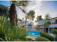 Holiday to Mallorca, Spain 2 adults 2 children-ALL INCLUSIVE in Christmas Holidays