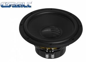"ORION 10"" SUBWOOFER  DVC  4/2 OHMS"