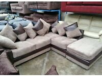 SALE UP-TO 40% OFF ON NEW DINO JUMBO CORDED CORNER SOFA OR 3+2 SOFA SEATERS AVAILABLE NOW IN STOCK