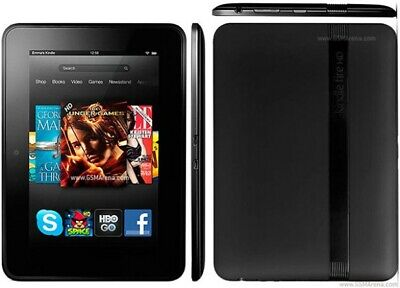 Amazon Kindle Fire HD 2nd Generation Tablet X43Z60 - 8GB, Wi-Fi