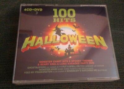 100 Hits Halloween (Various Artists - 100 Hits - Halloween - Great)
