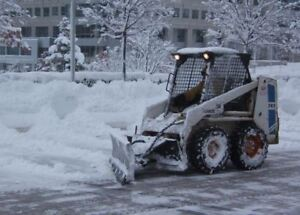RESIDENTIAL/COMMERCIAL SNOW REMOVAL SERVICE