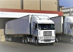 HC local Refrigerated driver - 3 days this week - morning starts