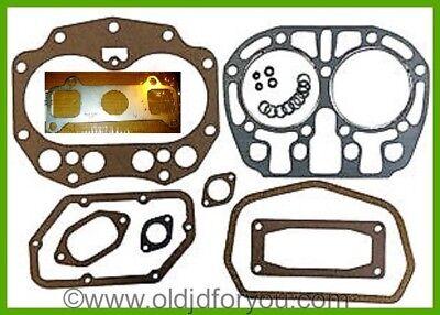 Af1076r John Deere G Head Gasket Set W Lead Washers Steel Special Offer