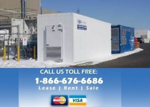 ❆ Refrigerated Instant Walk-in Coolers | Freezers ❆
