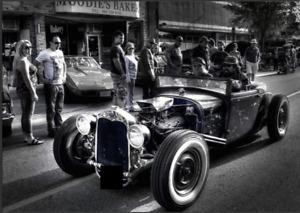 1929 steel body Ford Roadster 302 9'' rear 10000