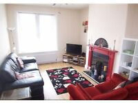 Modern unfurnished upper floor flat for rent - available immediately
