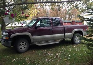 2000 Chevy Silverado 1500 Fully Loaded