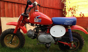 Wanted z50/xr50/crf50 parts