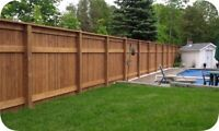 Fencing booking for the spring