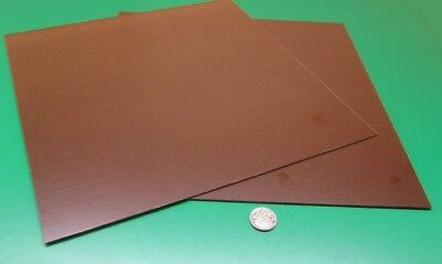 Micarta Linen Phenolic Le Grade Sheet .063 116 Thick X 12 X 12 2 Units