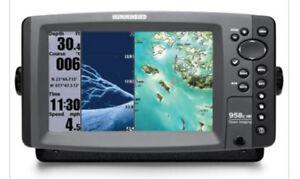 Humminbird 958c DI combo Fishfinder