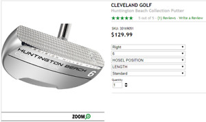 Cleveland Huntington Beach Collection Putter