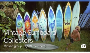 • Vintage Surfboard Collectors • join the discussion • get onboard! Byron Bay Byron Area Preview