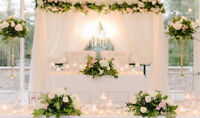 Wedding and Event Backdrops