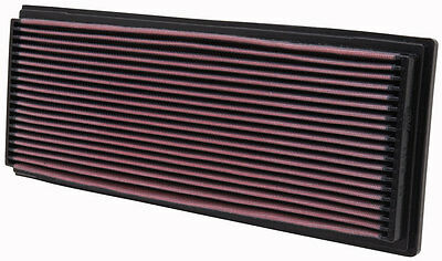 K&N AIR FILTER FOR AUDI 3.6 V8 QUATTRO 1988-1994 33-2573