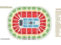 Celine Dion Tickets - Manchester Arena 25th June
