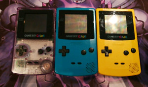 Gameboy Colors / DS lite  / DSI