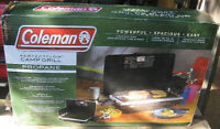 COLEMAN PROPANE CAMP GRILL