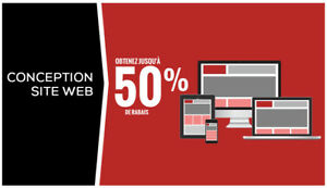 Création Site web, Website, Site Internet, Siteweb 514-659-9833