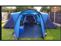 Tent - Colorado 600 DLX - sleeps 6 comfortably with lots of living space.