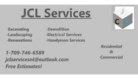 Renovations, Landscaping, Contractor, Excavating, Construction