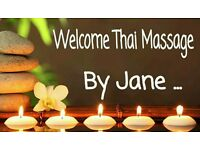 🌻Welcome Thai Massage! LOOK! New Thai Massage Mix Experience!!