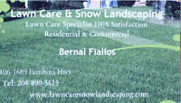 Proffesional Lawn Care and Landscaping Company