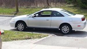 2002 Honda Accord EX Coupe (2 door)