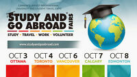 The Study and Go Abroad Fair