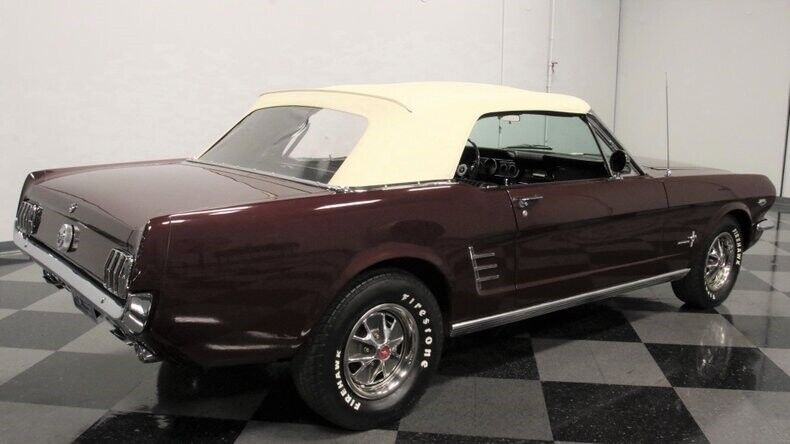 Image 15 Voiture American classic Ford Mustang 1966