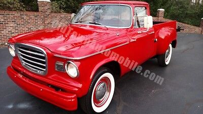 1960 Studebaker Champ -- 1960 Studebaker Champ for sale at Old Town Automobile!