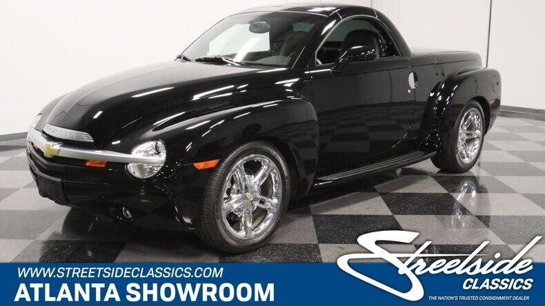 Image 1 Voiture American used Chevrolet SSR 2005