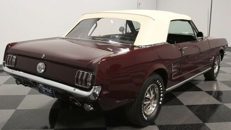 Image 14 Voiture American classic Ford Mustang 1966