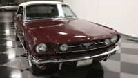 Miniature 19 Voiture American classic Ford Mustang 1966