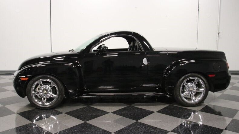 Image 8 Voiture American used Chevrolet SSR 2005