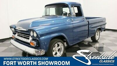 1958 Chevrolet Other Pickups  Clean Build! 350 V8, TH350 Auto Trans, A/C, Power Front Discs, Run/Drives Great