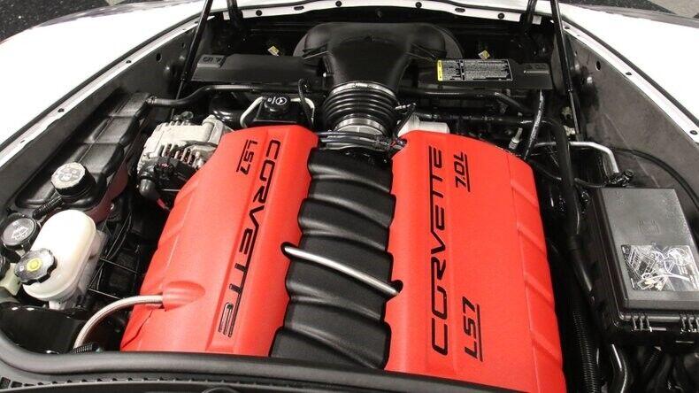 Image 4 Coche Americano usado Chevrolet Corvette 2007