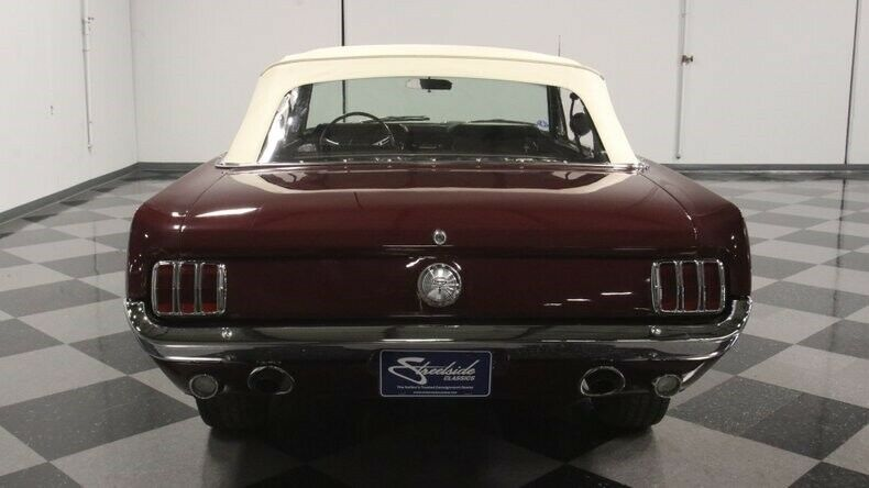 Image 12 Voiture American classic Ford Mustang 1966