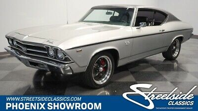 1969 Chevrolet Chevelle SS 454 Tribute uper Sport BBC V8 Chevy Manual Classic Vintage Collector Clone Upgraded Demon S