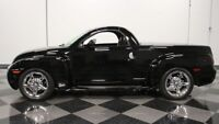 Miniature 3 Voiture American used Chevrolet SSR 2005