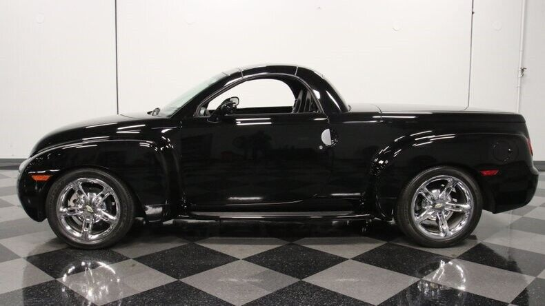 Image 3 Voiture American used Chevrolet SSR 2005
