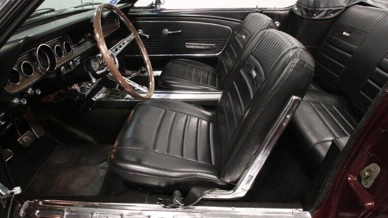 Image 5 Coche Americano de época Ford Mustang 1966