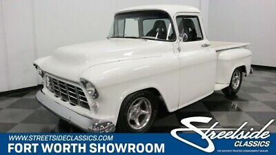 1955 Chevrolet Other Pickups Big Window Very Clean & Stylish 3100! 350 V8, 4 Spd Man, A/C, PS/B w/ Frt Disc, Great Paint