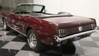 Miniature 10 Voiture American classic Ford Mustang 1966