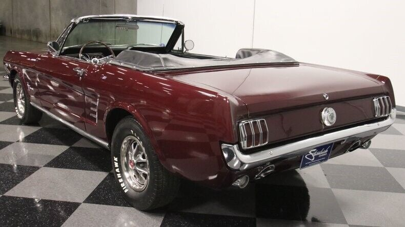 Image 10 Voiture American classic Ford Mustang 1966