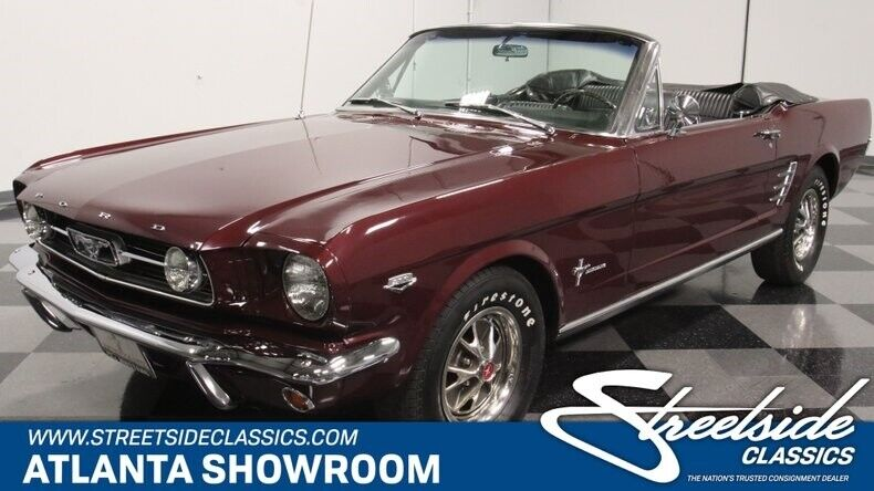 Image 1 Voiture American classic Ford Mustang 1966