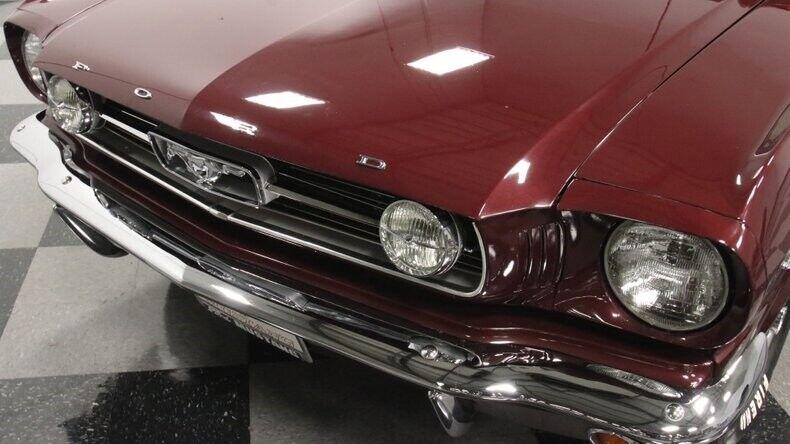 Image 23 Coche Americano de época Ford Mustang 1966